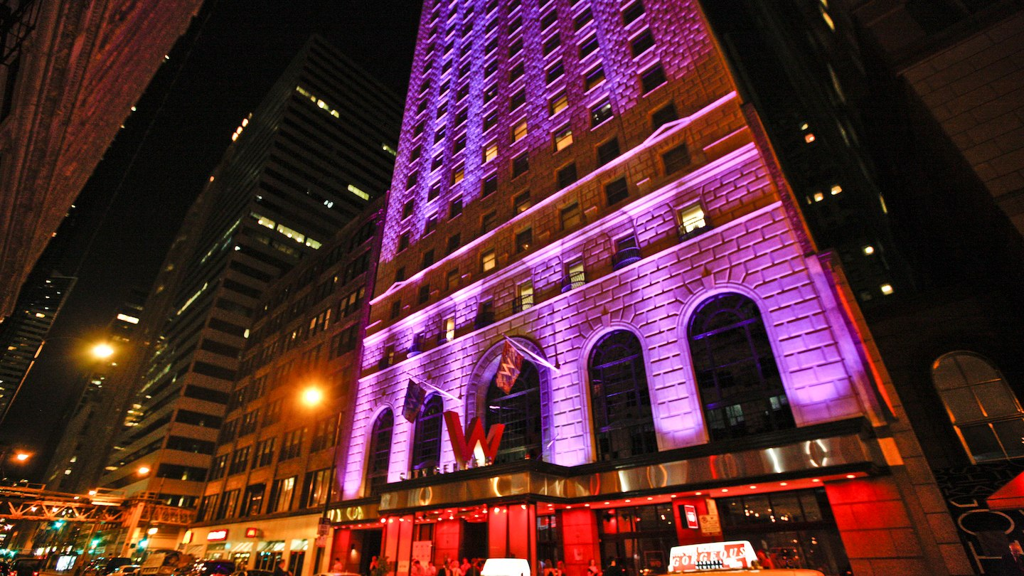 Chicago New Year's Eve Parties 2020-2021 At W Chicago City ...